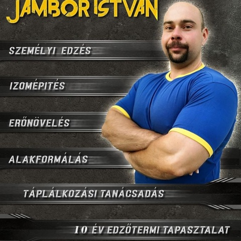 Jámbor István
